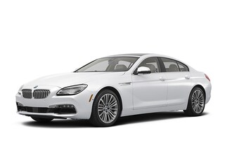 2019 BMW 6 Series 650i xDrive Gran Coupe in [Company City]