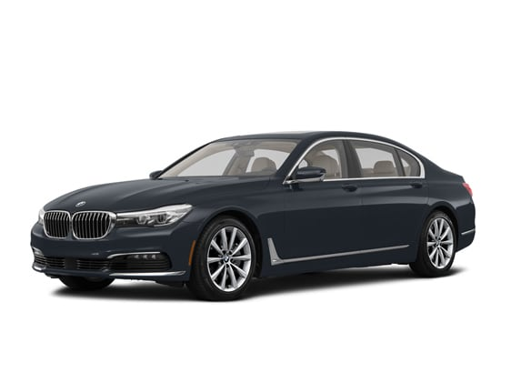 2019 BMW 740i Sedan Singapore Gray Metallic