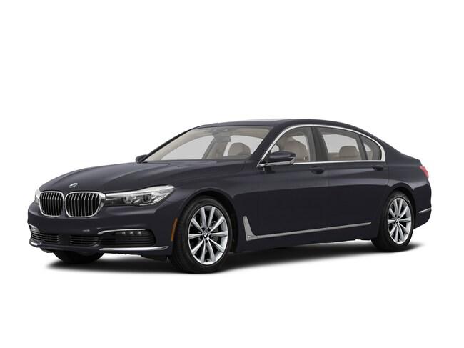 New 2019 BMW 740i Sedan For Sale Los Angeles California