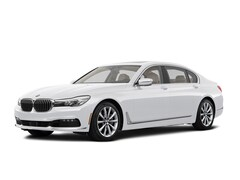 New 2019 BMW 740i xDrive Sedan Greenville