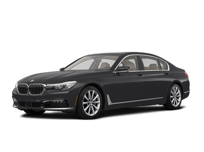 2019 BMW 7 Series 740i Sedan All-wheel Drive