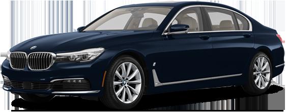 New BMW 7 Series At Of Monrovia