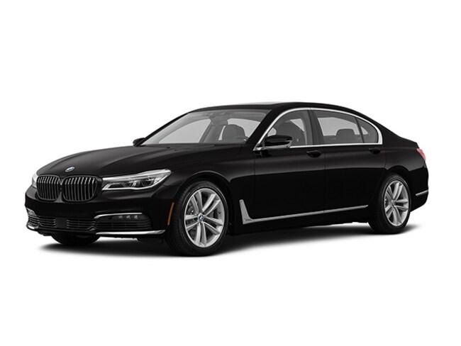 2019 BMW 7 Series 750i Sedan Sedan