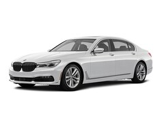 2019 BMW 7 Series 750i Sedan Car