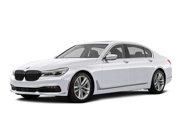 2019 BMW 7 Series 750i Xdrive Sedan All-wheel Drive