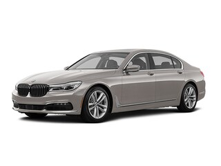 2019 BMW 7 Series 750i Xdrive Sedan Sedan