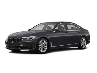 New 2019 BMW 7 Series 750i Xdrive Sedan Dealer in Milford DE - inventory