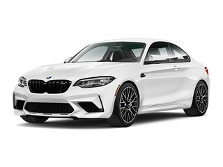 Certified Pre-Owned 2019 BMW M2 Competition Coupe WBS2U7C54K7D15922 for Sale in O'Fallon, IL