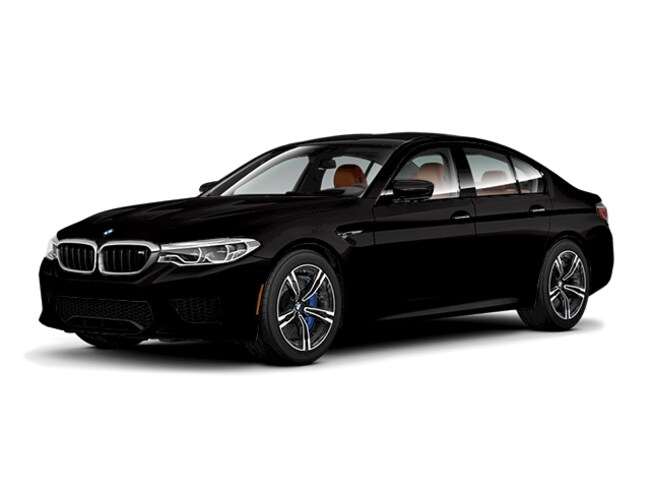 2019 BMW M5 Base Sedan All-wheel Drive