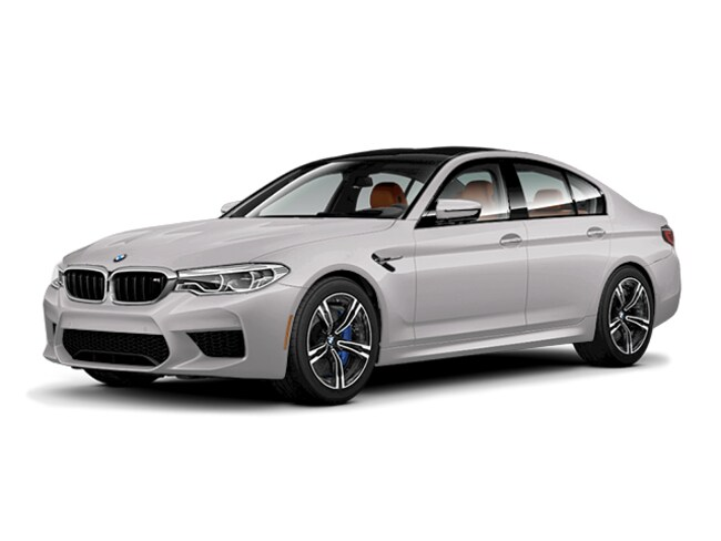 2019 BMW M5 Base Sedan All-wheel Drive