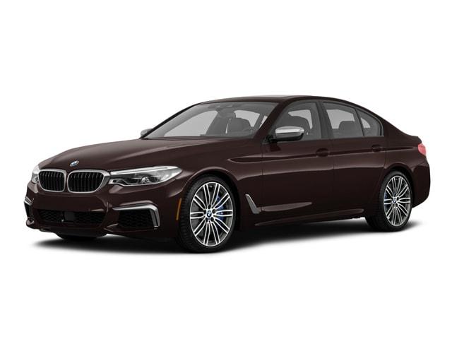 2019 bmw m550i sedan almandine brown metallic