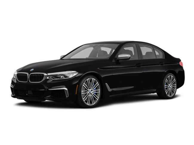 New 2019 BMW M550i xDrive Sedan in Cincinnati