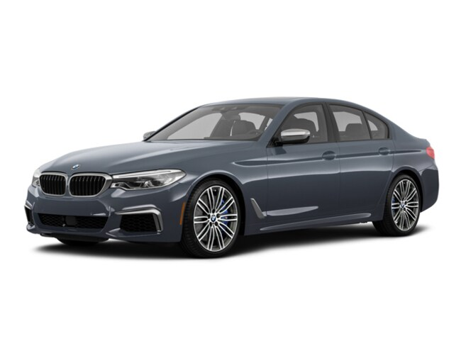 New 2019 BMW 5 Series M550i Xdrive Sedan Colorado Springs