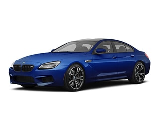 2019 BMW M6 Gran Coupe Tanzanite Blue Metallic