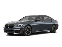 2019 BMW 7 Series M760i Sedan All-wheel Drive