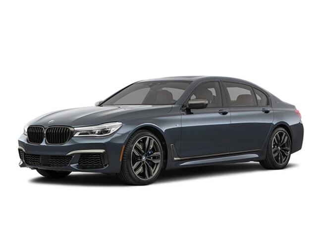 2019 BMW 7 Series M760i Sedan All-wheel Drive