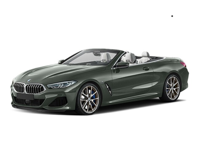 2019 BMW 8 Series M850i Xdrive Convertible Convertible