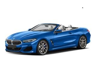 2019 BMW 8 Series M850i Xdrive Convertible Convertible