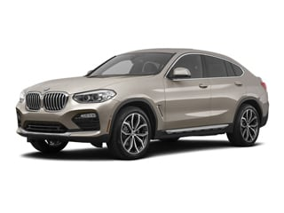 2019 BMW X4 Sports Activity Coupe Sunstone Metallic