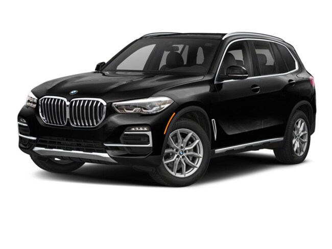 New 2019 BMW X5 xDrive40i SUV for sale in Charlotte