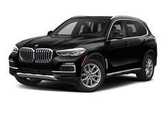 New 2019 BMW X5 Xdrive40i SUV Myrtle Beach South Carolina