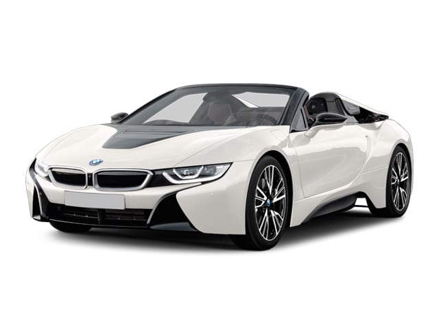 2019 BMW i8 Convertible Digital Showroom | BMW of Visalia