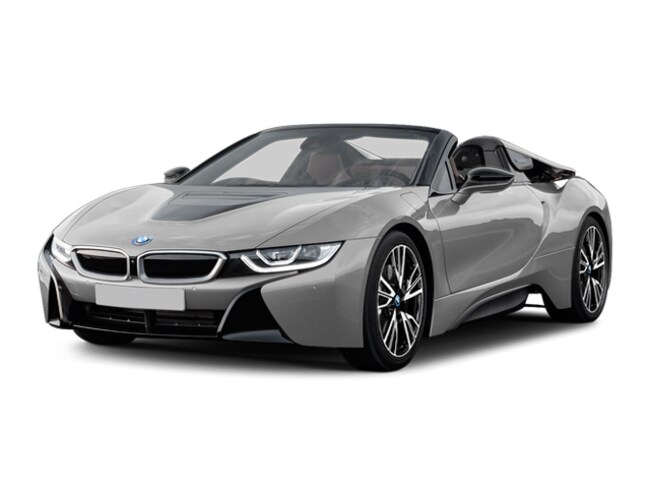 2019 BMW i8 Convertible
