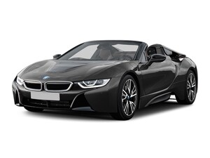 New 2019 Bmw I8 Roadster Convertible In Crystal White Pearl W Bmw I
