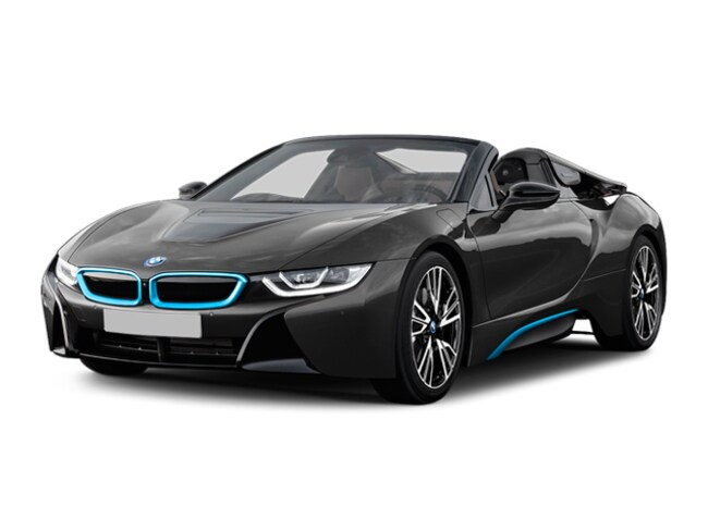 New 2019 BMW i8 Convertible Chico