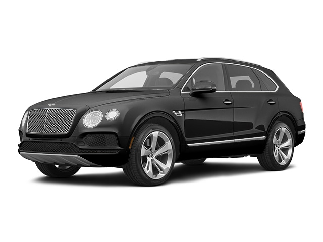2019 Bentley Bentayga SUV
