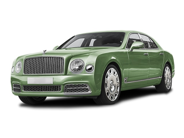 2019 Bentley Mulsanne Sedan