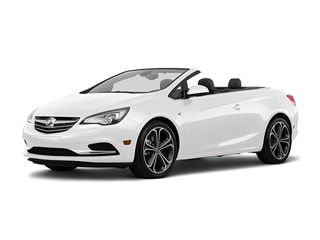 2019 Buick Cascada Convertible Summit White