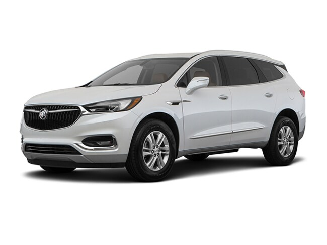 New 2019 Buick Enclave Premium SUV for sale near Greensboro