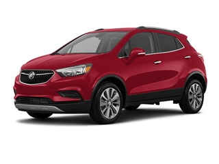2019 Buick Encore SUV Winterberry Red Metallic