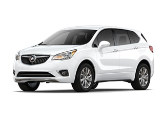 2019 Buick Envision SUV Summit White