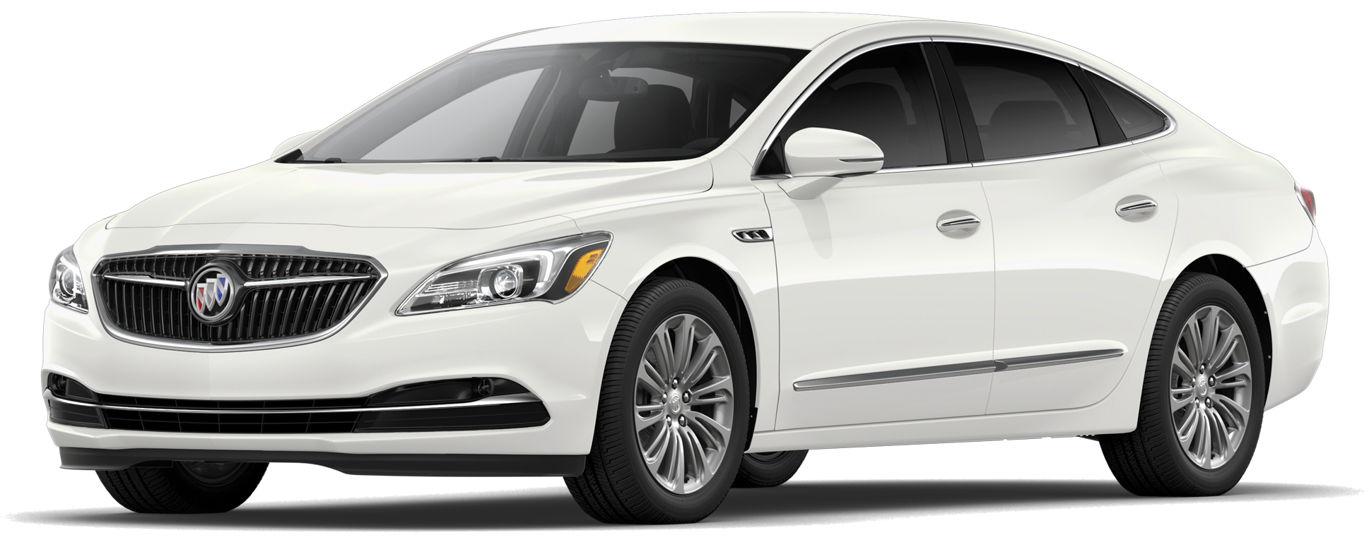 Buick LaCrosse: Using ABS