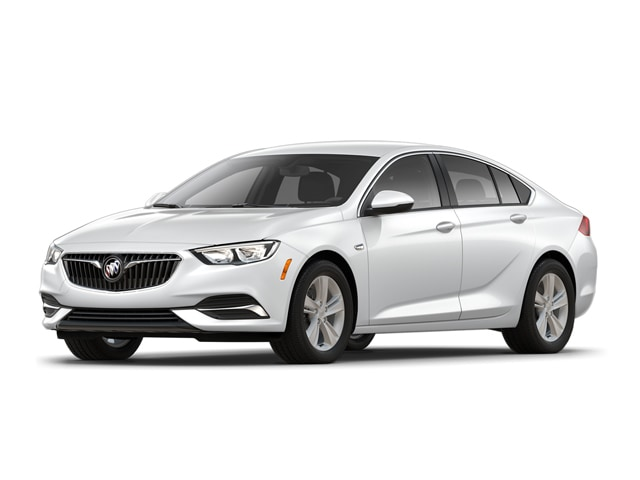 2019 Buick Regal Sportback Hatchback
