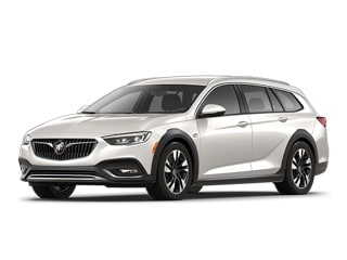 2019 Buick Regal TourX Wagon White Frost Tricoat