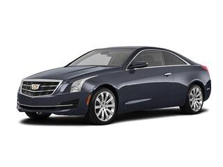 New 2019 CADILLAC ATS 2.0L Turbo Coupe in Boston, MA