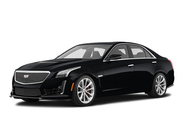New 2019 CADILLAC CTS-V Sedan For Sale/Lease Fort Collins, CO