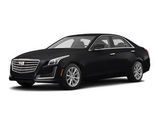 2019 CADILLAC CTS Sedan Stellar Black Metallic