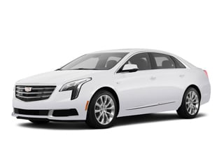 2019 CADILLAC XTS Sedan Summit White