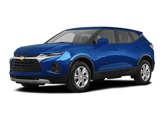 2019 Chevrolet Blazer SUV Digital Showroom | Reed Chevrolet