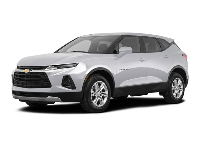 Chevy Blazer specs and information