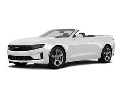 New 2019 Chevrolet Camaro 1LT Convertible Winston Salem, North Carolina