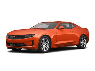 New Chevy cars, trucks, and SUVs 2019 Chevrolet Camaro Coupe for sale near you in Danvers, MA