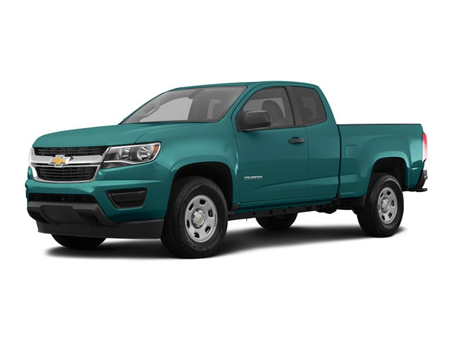 2019 Chevrolet Colorado Truck Digital Showroom Bergeys Auto