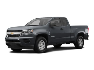 2019 Chevrolet Colorado Base Truck Extended Cab