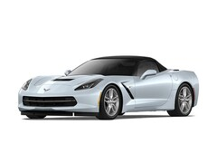 2019 Chevrolet Corvette Stingray Convertible