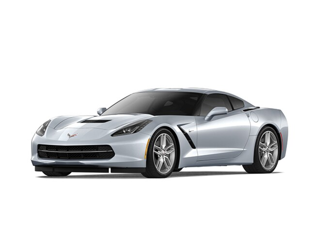 New 2019 Chevrolet Corvette Stingray Coupe San Benito
